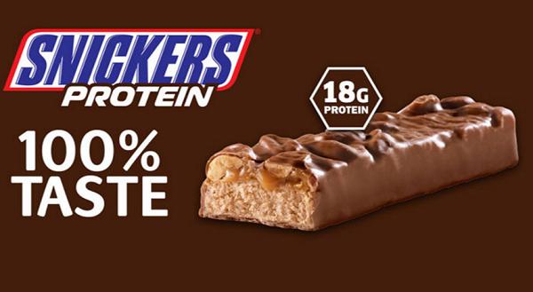 bd4a3bbb3 Ingredientes Snicker Proteína  Mezcla de proteína (33%) (colágeno  hidrolizado