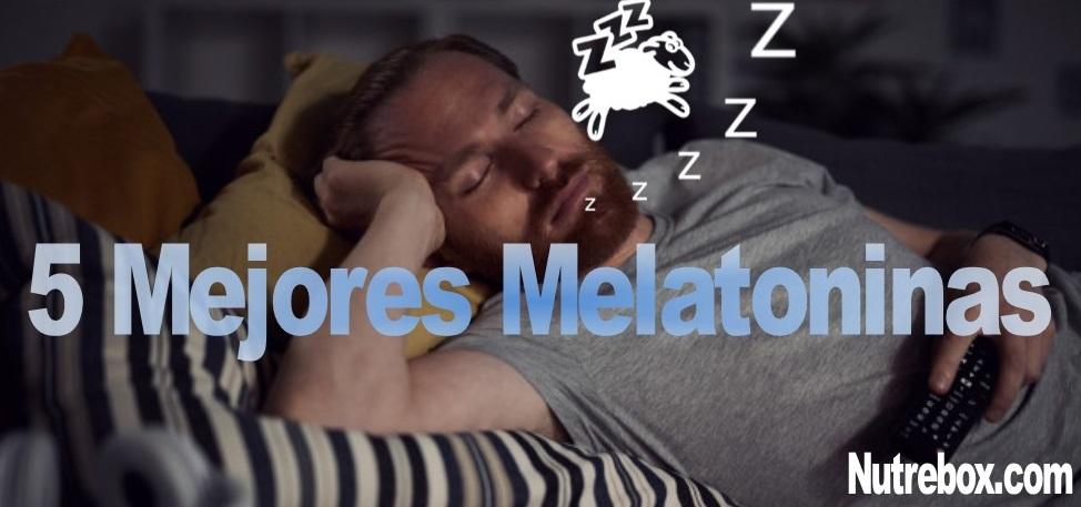 mejores productos de melatonina