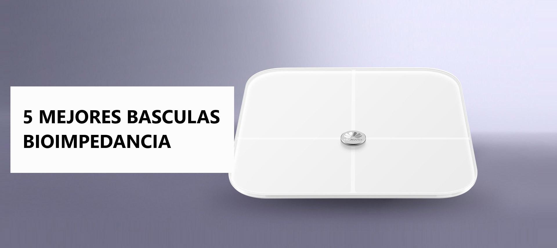 MEJORES BASCULAS BIOIMPEDANCIA